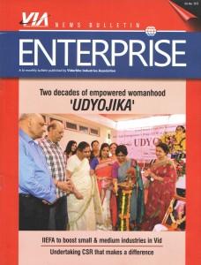 Enterprise VIA Magazine Oct-Nov 2015