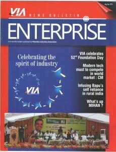 Enterprise VIA Magazine Aug-Sept 2015