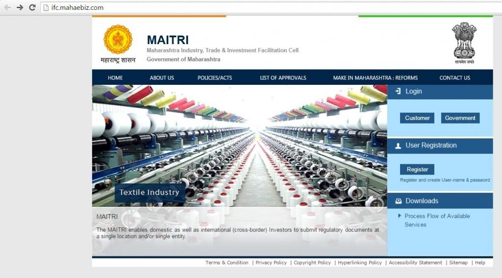 MAITRI Portal ...